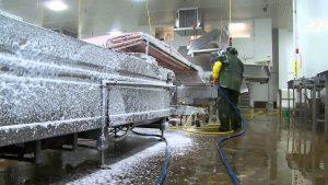 التنظيف الصناعي للمعامل في سورية و المحافظات السورية