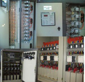 خدمات كهربائية سورية