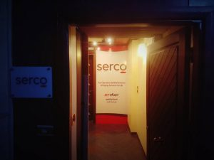 Serco Syria Damascus office