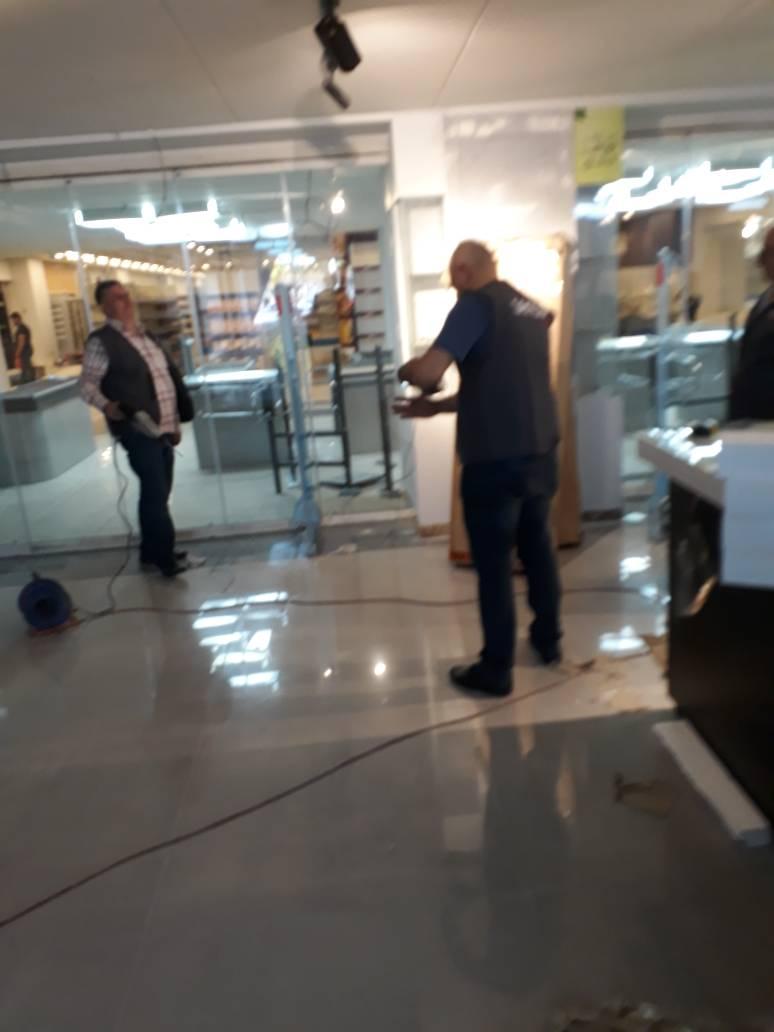 اجهزة انذار الملابس حماية بوابات المحلات دمشق سوريا (1)