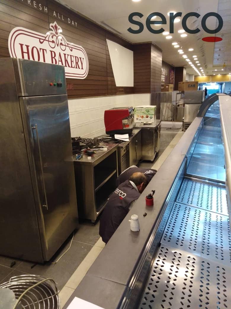 تجهيزات مطاعم - فنادق - مطابخ - سوبر ماركت - دمشق - سورية