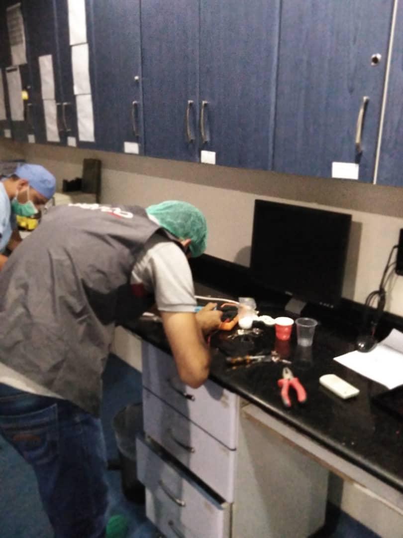 معدات مشافي - صيلنة - اصلاح - تحديث - مستشفيات - معدات طبية - معدات مخابر - مخبرية - مشافي - بيع - صيانة - تجهيزات - دمشق - سورية