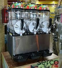 ماكينات البوظة السلاش - مكينات - مثلجات - معدات - مطاعم - سوبر ماركت - دمشق - سورية