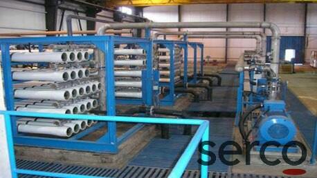 محطات و أجهزة ومعامل تحلية و تنقية المياه