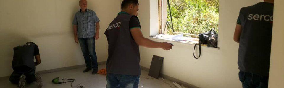 تعهدات عامة , اكساء منازل , شركة ديكورات , دمشق سورية