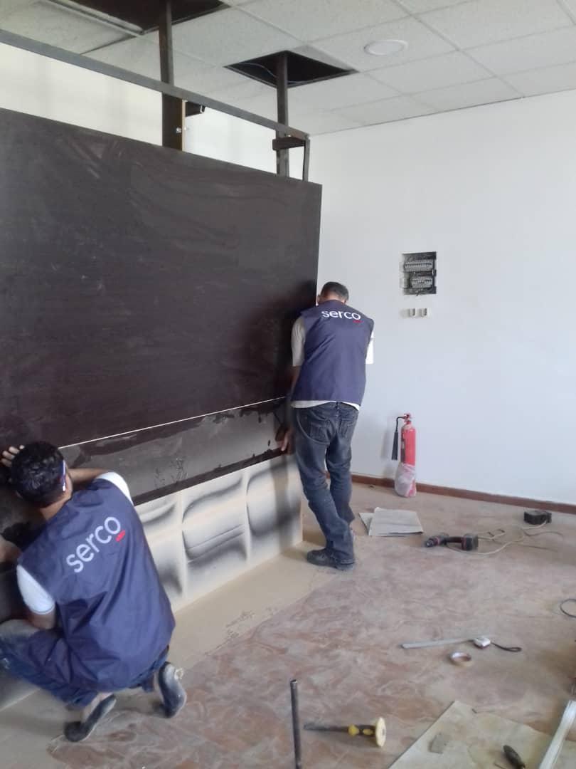 مقاولات - انشاء - بناء - نجارة - حدادة - دمشق - سورية - شركة - مكتب هندسي - الجمارك