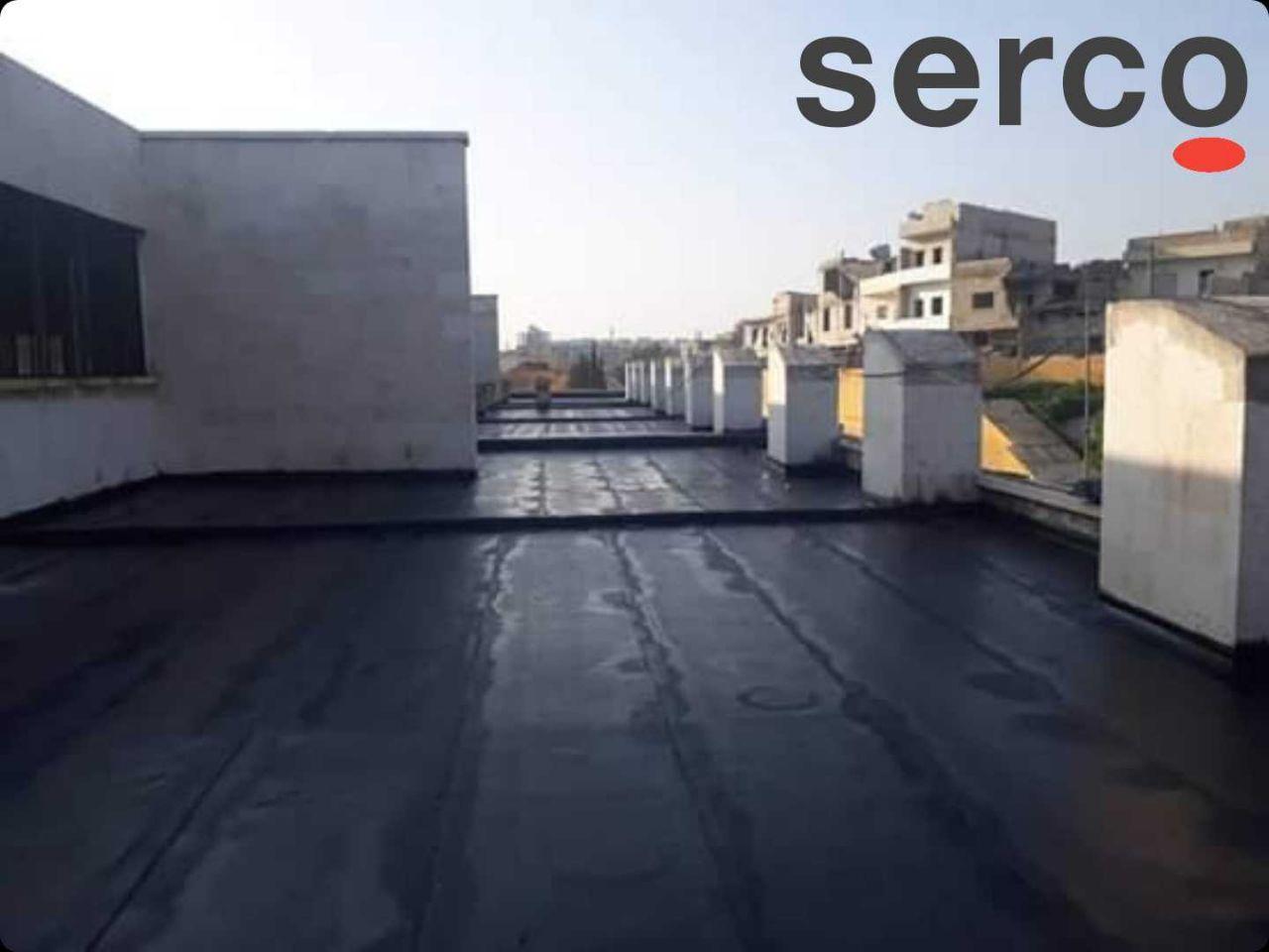 عزل الاسطح من الرطوبة دمشق سوريا